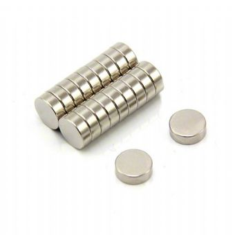 100 x Rare earth Magnets 9mm x 3mm (1)